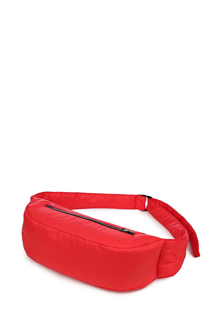 Сумка поясная красная (FW0440)