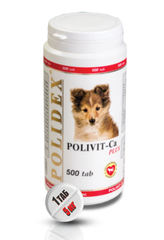 POLIDEX® Polivit-Ca plus Полидэкс Поливит-Кальций плюс