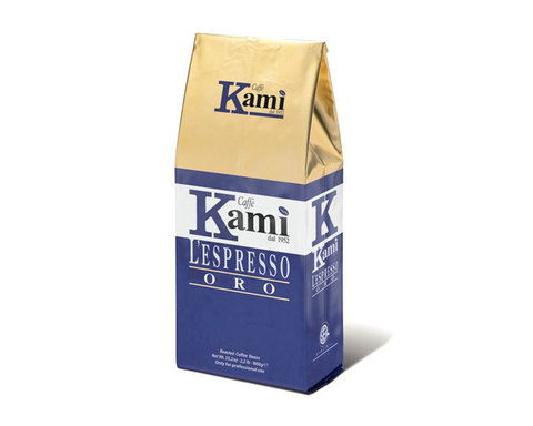 Кофе в зернах Kami Oro, 1 кг
