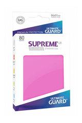 Ultimate Guard - Розовые протекторы 80 штук в коробочке
