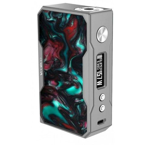 Боксмод VOOPOO Silver Drag 157W Mod