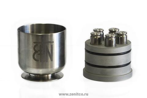 Титановый набор для охлаждения напитков