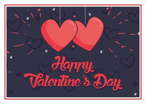Açıqca\Открытки\Gift Happy Valentines Day