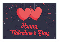 Açıqca\Открытки\Gift Happy Valentines Day