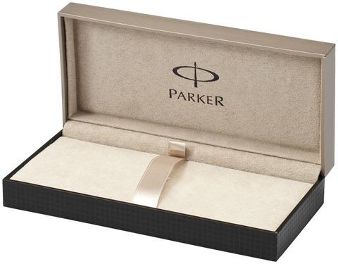 Перьевая ручка Parker Sonnet`11 Pearl CT F540, цвет: жемчужный/металлический , перо:F , 18К123