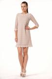 Элитное ажурное платье Valery