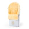 Зимний конверт в коляску Esspero Queenly ST White