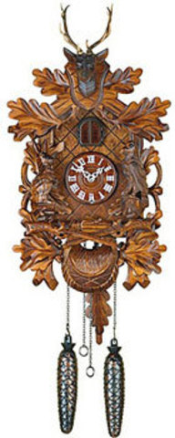 Часы с кукушкой Trenkle 361 Q