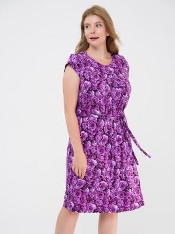 4602 Платье-туника (Вискоза)
