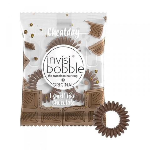 Комплект резинок для волос с ароматом шоколада invisibobble Crazy For Chocolate