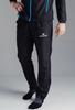 Беговой костюм с капюшоном Nordski Run Black-Orange мужской с прямыми брюками