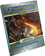 Starfinder Pawns: Against the Aeon Throne Pawn Collection