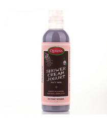 Йогурт для душа ANJELICA с экстрактом черники, для сухой и чувствительной кожи, 200ml ТМ Quizas