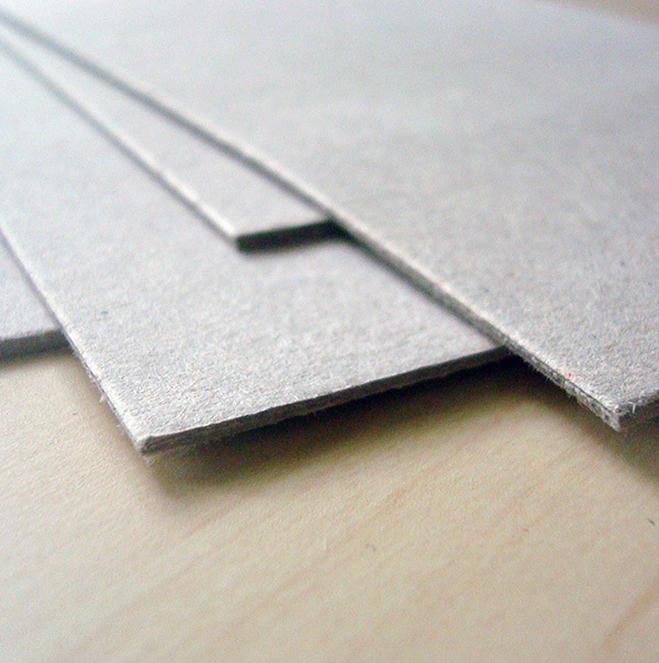 Переплетный картон 2 мм 30х30 см
