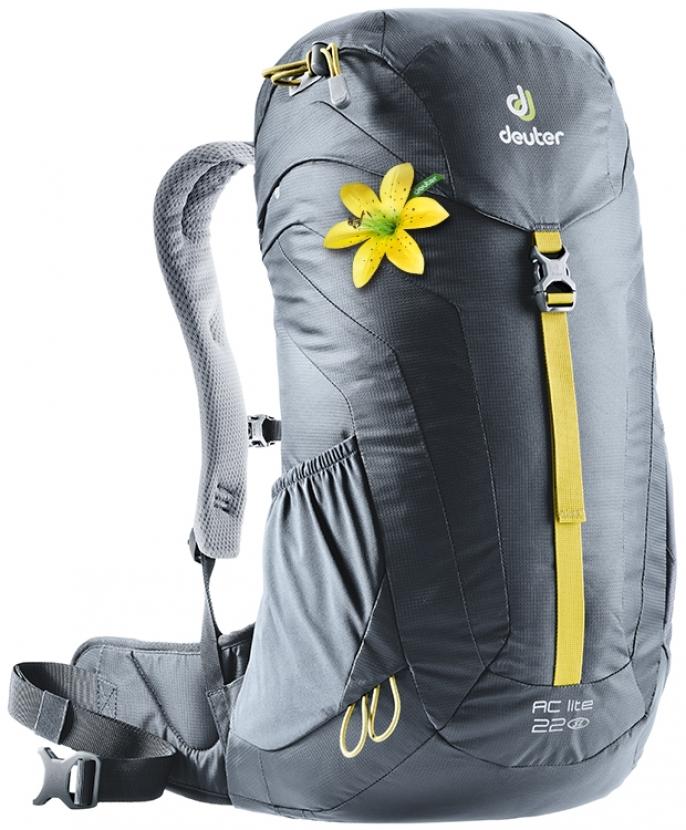 Туристические рюкзаки легкие Рюкзак женский Deuter AC Lite 22 SL (2019) image2.jpg