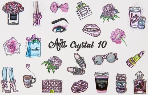 Слайдер Arti CRYSTAL № 010