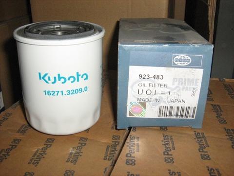 Фильтр масляный (диаметр внешний 77мм) / Oil Filter АРТ: 923-483