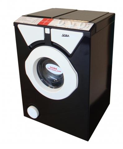 Компактная стиральная машина Eurosoba 1100 Sprint Plus Black and White