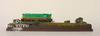 Живописная железнодорожная диорама Tutubox 1003
