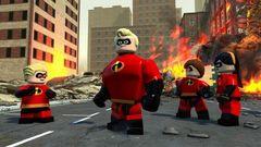 PS4 LEGO Суперсемейка (русские субтитры)