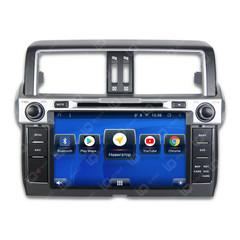 Штатная магнитола для Toyota Land Cruiser Prado 150 Restyle 13-17 IQ NAVI D58-2912