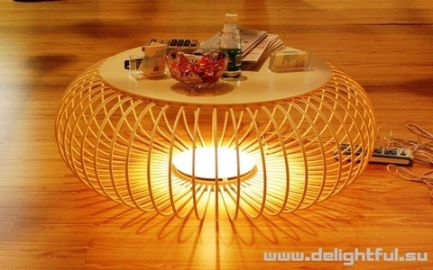 столик Meridiano Outdoor Lamp