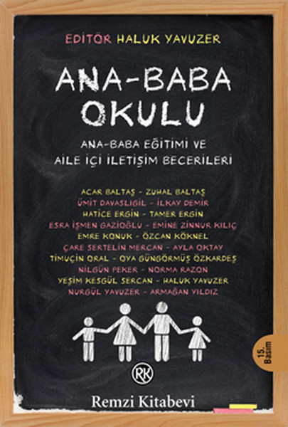 Kitab Ana-Baba Okulu   Remzi Kitabevi