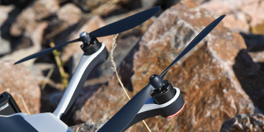 Пропеллеры для квадрокоптера GoPro Karma Propellers на дроне