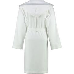 Элитный халат велюровый LC-Wing белый от Vossen