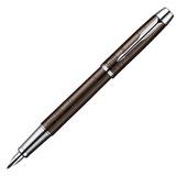Перьевая ручка Parker IM Premium F222 Metal Brown перо F (S0949710)