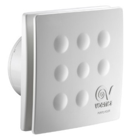 Vortice Punto Four MFO 100/4 Т Накладной вентилятор с таймером