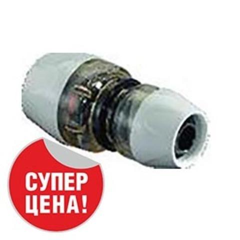 Uponor RTM муфта переходная 25х16 мм, латунь