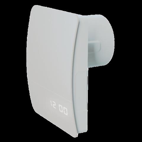 Вентилятор накладной Blauberg Cabrio Design 100 WiFi (таймер, датчик влажности, WiFi управление, программируемый, LED-подсветка)