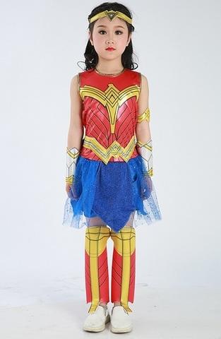 Лига Справедливости костюм Чудо Женщина