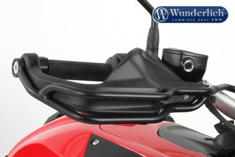 Защитные дуги на защиту рук BMW S1000XR черный
