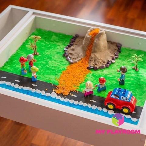 игры городок лего
