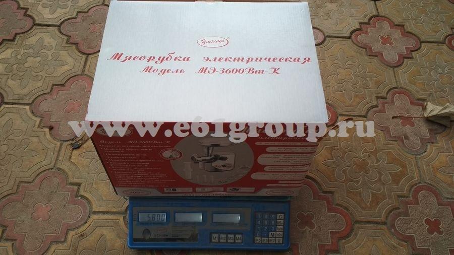 6 Мясорубка электрическая Комфорт Умница MЭ-3600Вт-К интернет магазин