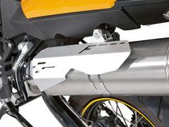 Теплозащита на глушитель BMW F650/700/800GS/800GSA серебро