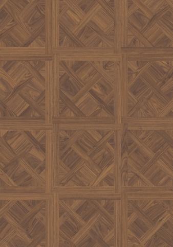 Ламинат Click&Go Versailles CGV4152 Орех темно-карамельный (1200x396мм/4шт/1,9010м2/уп)