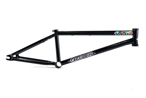 BMX Рама Colony Sweet Tooth TT Alex Hiam Signature Gloss Black