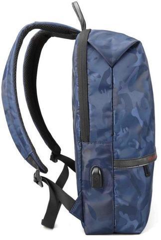 Рюкзак для ноутбука Kingsons с камуфляжным оформлением, фото 3