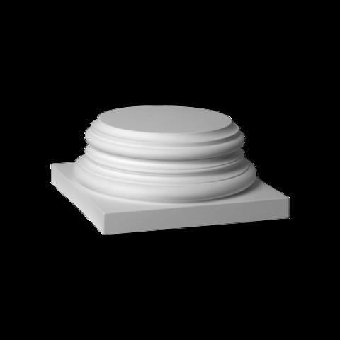 База (колонна) Европласт из полиуретана 4.43.301, интернет магазин Волео