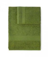 Набор полотенец 2 шт Caleffi Calypso зеленый