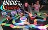 Конструктор Magic Tracks (220 дет) - гоночная светящаяся трасса (го...