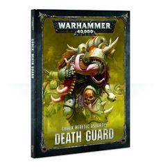 Codex: Death Guard 8 edition
