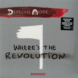 Depeche Mode ‎/ Where's The Revolution (Remixes)(2x12' Vinyl)