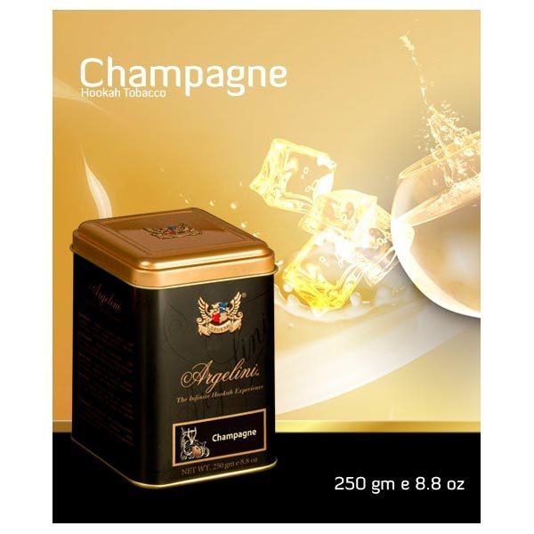 Табак для кальяна Argelini Champagne 250 гр.