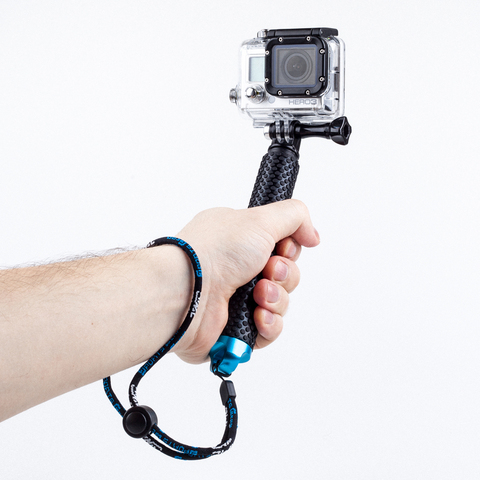 Телескопическая ручка для GoPro SportsGear 48 cm