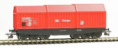6-ос. Вагон для перевозки стали (Shis), DB Cargo, (V Эп.)