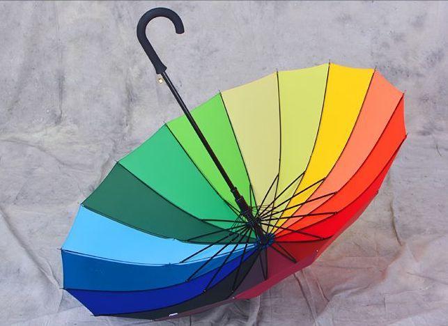 Действительно запоминающийся зонт